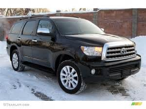 2008 Toyota Sequoia 2008 Toyota Sequoia Platinum 4wd Exterior Photos