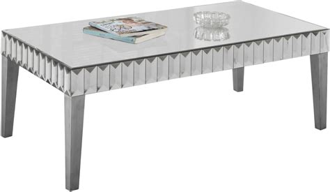 brushed silver table brushed silver coffee table from monarch coleman furniture