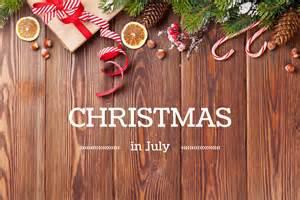 in july christmas in july cyo