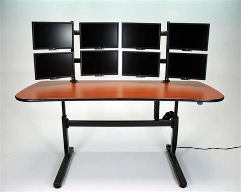 Pro Edit Desk by Pro Edit Ergonomic Single Height Desk Uniset