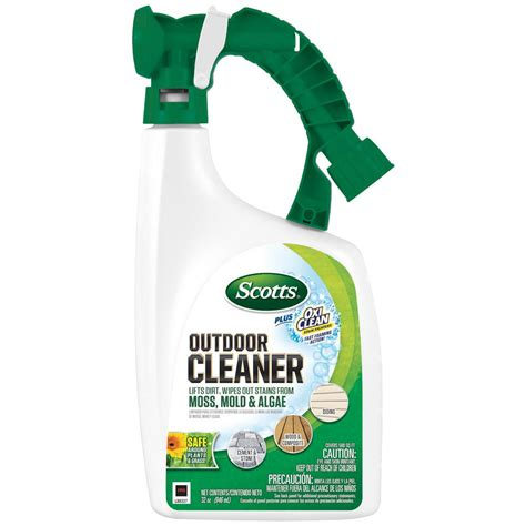 scotts  oz outdoor cleaner ready  spray