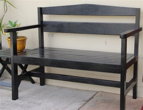 ana white garden bench ana white garden bench diy projects