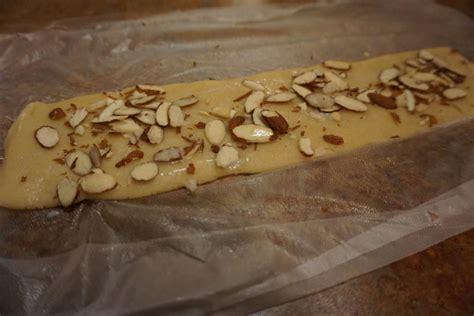 Scandia Almond scandinavian almond cookies baking and eggs