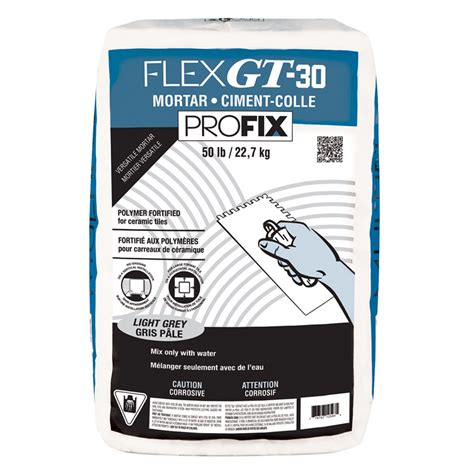 medium bed mortar profix systems flex gt 30 thin set or medium bed mortar