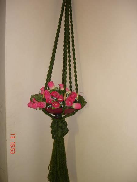 Macrame Work - 17 best images about macrame plant hangers on