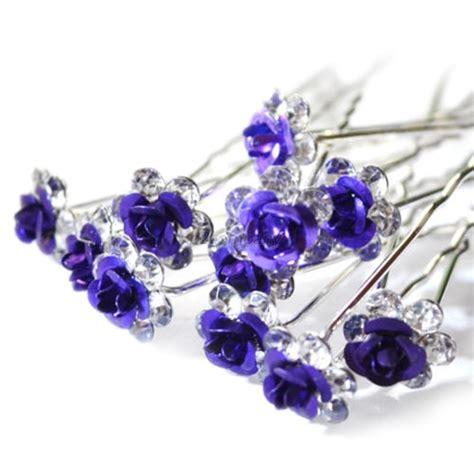 Flower Rhinestone Hair Pin wholesale flower rhinestone wedding bridal