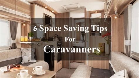 home design cost saving tips 6 space saving tips for caravanners