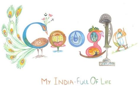 doodle for india 2014 technology news net indian doodle on