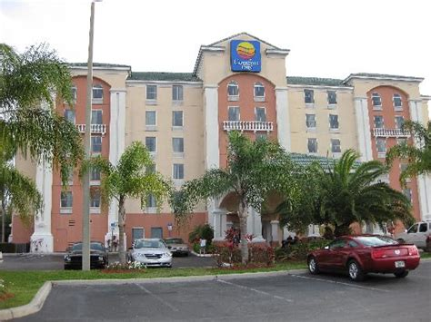 comfort inn international drive front of hotel picture of comfort inn international