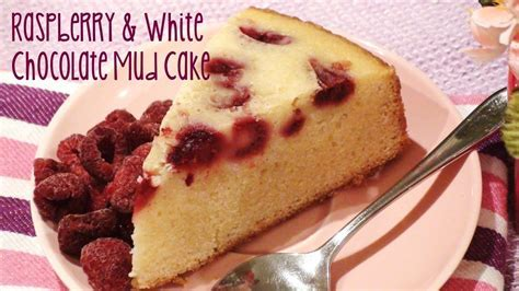 Raspberry & White Chocolate Mud Cake recipe   My Cakes in