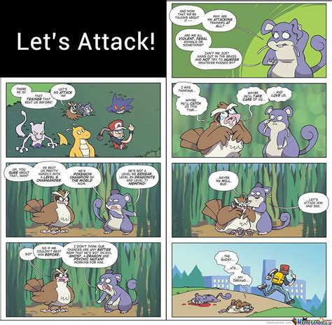 Pokemon Logic Meme - pokemon s logic by
