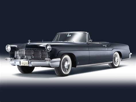 lincoln supercar 1956 continental ii convertible lincoln supercars