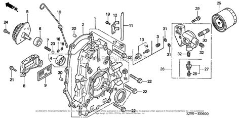 Honda Gx610 Wiring Diagram