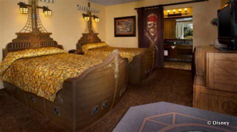 Caribbean Resort Pirate Room by Walt Disney World Moderate Resorts Dadfordisney