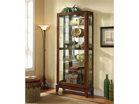 southern enterprises machellen mahogany lighted corner curio cabinet stunning lighted corner curio cabinet cookwithalocal