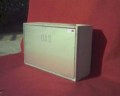cassetta gas metano cassetta contatore gas metano