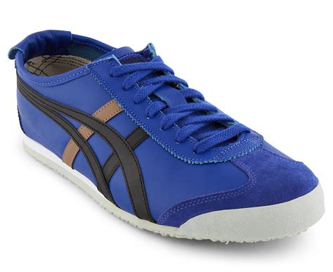 shoe size chart onitsuka tiger onitsuka tiger men s mexico 66 shoe asics blue black
