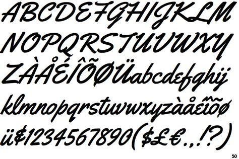 yellowtail font identifont yellowtail