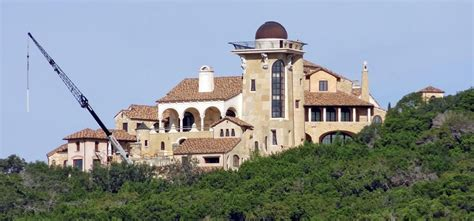 Mansion Home Floor Plans Mega Villa Style Compound In Austin Tx Homes Of The Rich