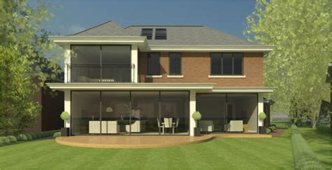 build a new home structural design new build house surrey kmass