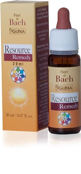 fiori di bach resource remedy resource remedy fiori di bach guna