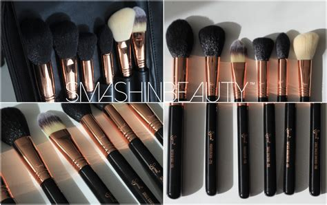 Jual Sigma Brush Original sigma extravaganza copper kit makeup review smashinbeauty