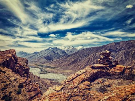 Couple Getaways by These 6 Aerial Videos Of Spiti Valley Will Take Your