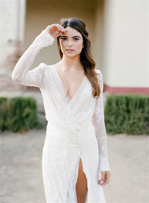 Wrap Style Wedding Dresses by 1000 Images About Wedding Dresses On