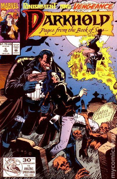 darkhold 1992 comic books