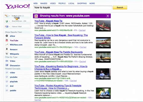 Yahoo personals search articles