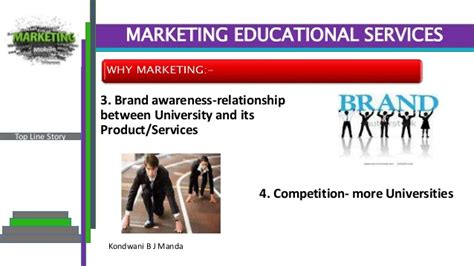 Marketing Education by Marketing Higher Education Institutions Or Universities