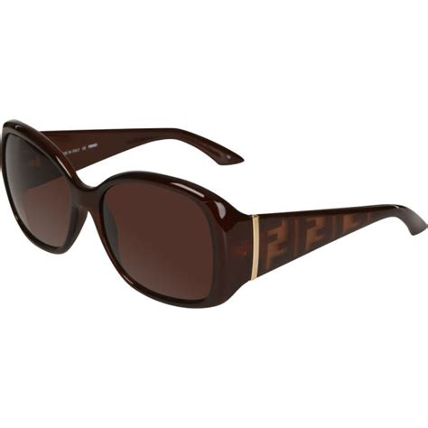 Ck Fendi Jour By Honshop fendi oval sunglasses brown