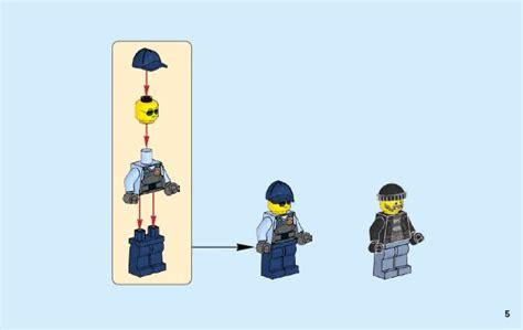 Lego City Prison Island 60130 lego prison island 60130 city
