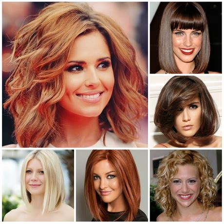 Best Medium Hairstyles For 2016 by Popular Medium Length Haircuts 2016