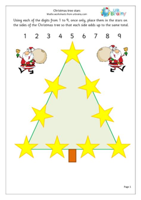 printable christmas quiz ks2 christmas multiplication worksheets ks2 geometry on