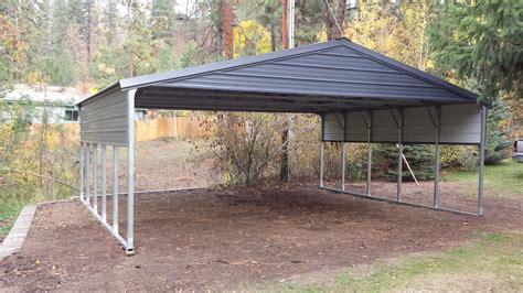 10x20 Metal Carport by Harbor Freight Portable Garage Carport Canopy