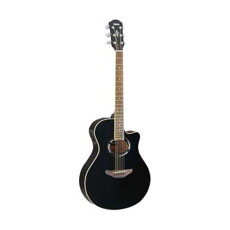 Harga Gitar Yamaha Apx 500ii jual yamaha apx 500 ii gitar akustik elektrik black