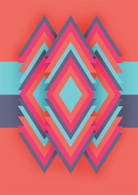 pattern shapes pictures 30 mind blowing exles of geometric designs web