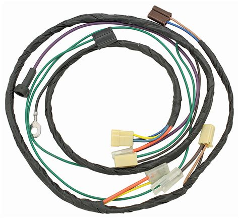 chevy truck windshield wiper motor wiring harness