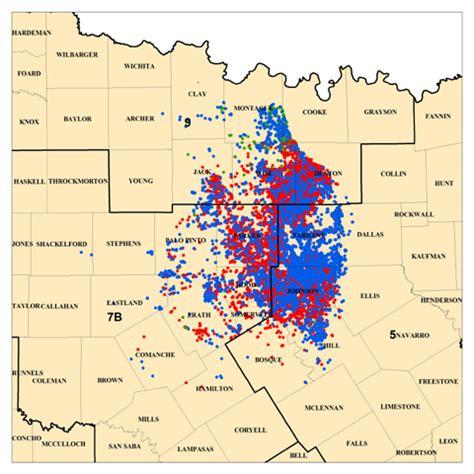 barnett shale map the barnett shale map barnett shale