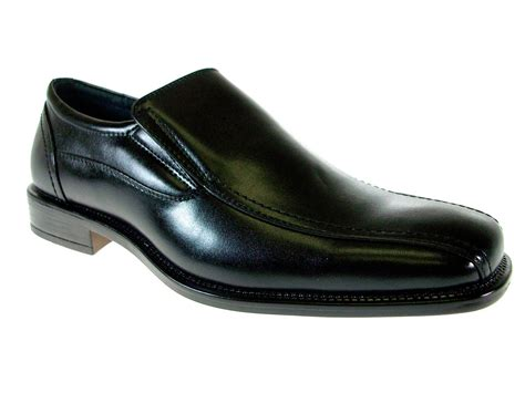 mens dress loafers shoes delli aldo mens slip on leather lined loafers dress
