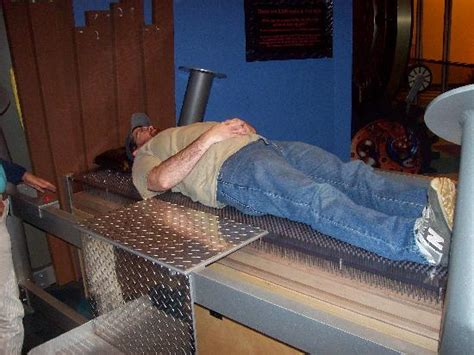 bed of nails reviews bed of nails picture of wonderworks panama city beach