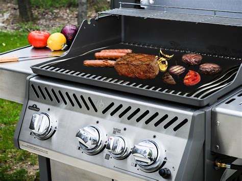 What Are Grill Mats Made Of by Bbq Grill Mat As Seen On Tv 100 Non Stick Make