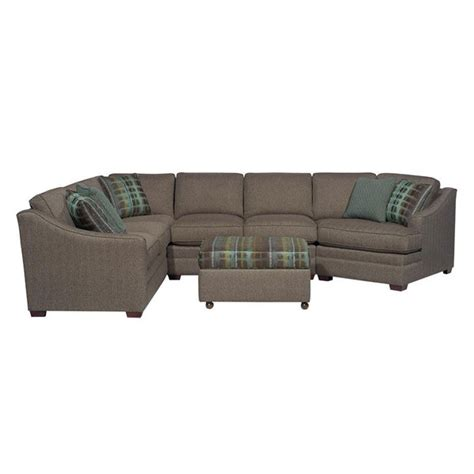 design your own craftmaster gray sectional