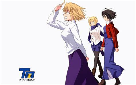 list of type moon media type moon wiki fandom powered by wikia rockmandash reviews fate zero anime