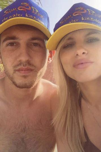 megan love island celebrity exes hayley love island ex boyfriend itv2 star hayley hughes