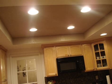 Recessed Can Lights For Sloped Ceiling Hover Or Click To Fluorescent Lights For Kitchens Ceilings