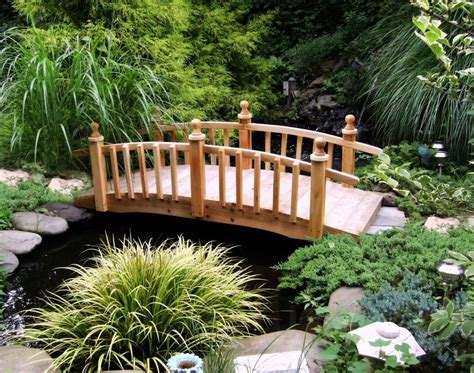 Garden Bridge by Beginners Guide To Garden Bridges Halton Peel