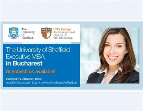 Uk Ul Executive Mba Program by Burse Pentru Managerii Moldoveni La Programul Sheffield