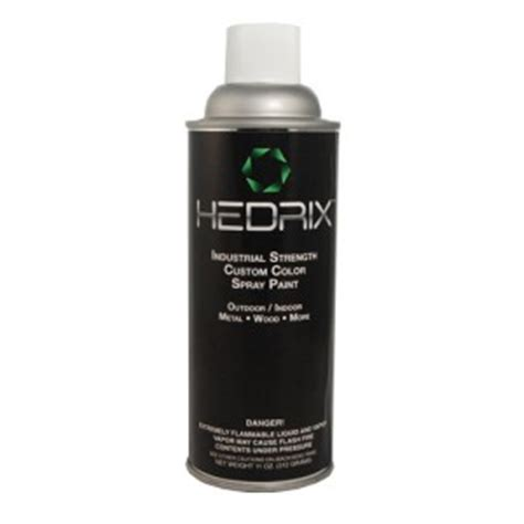 custom color spray paint hedrix exact match touch up paint solutions